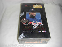 PINNACLE 1992  SERIES 2 SUPER PACKS BASEBALL CARDS BOX OF 24 PACKS