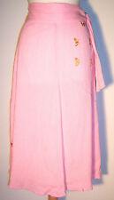 Wadenlange Damenröcke im A-Linien-Stil aus Baumwolle für die Freizeit