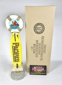 """Pacifico Surfboard Life Preserver Beer Tap Handle 11.25"""" Tall Brand New In Box!"""