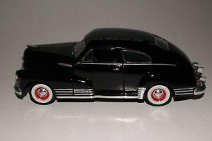 Jada Toys 1947  Chevrolet Aerosedan, 1/24 Scale