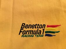 formula 1 shirt - BENETTON Formula 1 Team Shirt (Now $42.50)