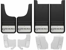 2017-18 Ford F350 Super Duty Gatorback Mud Flaps FRONT & REAR SET