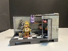 McFarlane Five Nights at Freddys Backstage Classic Series Construction Set