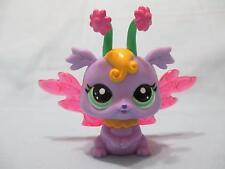 Littlest Pet Shop Enchanted Fairies Light Up Lilac Fairy 100% Authentic