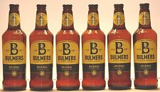 6 x Bulmers Original Cider in der 0,50 Ltr. Flasche aus UK