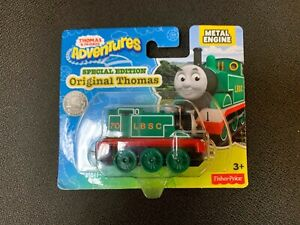 Thomas & Friends Adventures Original Thomas Special Edition Green Train Engine