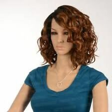 Lace Front Medium Length Wigs