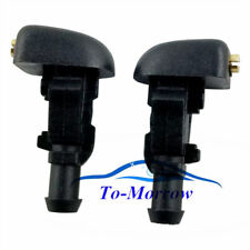 2Pcs Windshield Washer Nozzle Jet 15173510 For Buick Chevy GMC Hummer Pontiac