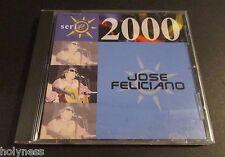 JOSE FELICIANO / SERIE 2000 / CD / N MINT