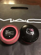 MAC Hello Kitty TINTED LIP CONDITIONER Lip Gloss color Pink Fish New