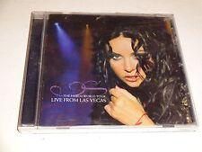 CD Sarah Brightman:The Harem World Tour: Live from Las Vegas (2004 Nemo Studios)