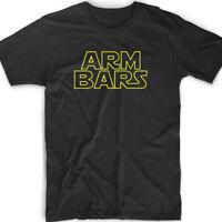 Arm Bars T Shirt Funny Tee BJJ Brazilian Jiu Jitsu Shirt Grappling MMA Wrestling