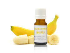 10 ml Banana Fragrance Oil for Soap/Candle/Cosmetics | Highly Concentrated