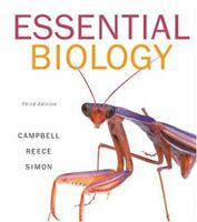 Campbell Essential Biology  by Neil A Campbell & Simon
