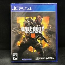 Call of Duty: Black Ops 4 (Sony PlayStation 4 PS4) BRAND NEW