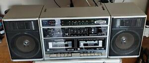 1980's Realistic Modulaire 2250 Boom Box No-14-765 WORKING