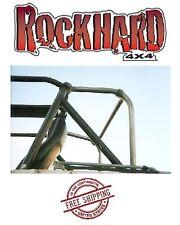 Rock Hard 4X4 Family Style Rear Side & Straight Across Rear Bars 76-78 Jeep CJ5