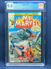 Ms. Marvel #11 Vol 1 Comic Book - CGC 9.4 - 1st App of Witch-Queen (Hecate)