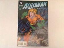 Aquaman: Time and Tide #3 Dc Comics 1994 Nm Peter David - Early years 1st print