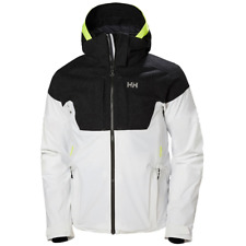 Giacca Helly Hansen Icon Bianco-L