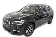 SET 4 DEFLETTORI ARIA  ANTITURBO per BMW X1 F48 5 PORTE  dal 2015