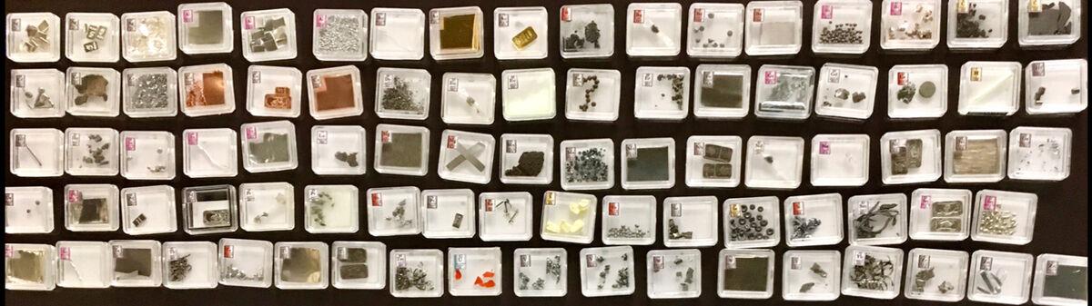 Periodic elements in unique designs