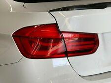 BMW F30 3 Series 328i 330i 335i 340i LCI Reverse Light Overlay SMOKE
