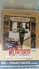 MURDER WAS THE CASE - SNOOP DOGG GENUINE Region 4 DVD AS NEW RARE OOP DELETED