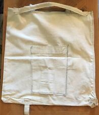 Antique Nautical Ship Canvas bag with straps
