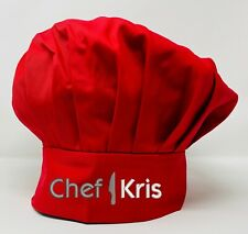Personalized embroidered Chef Hat Custom Name - Size - Color - Font - Thread