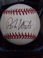 Robin Ventura Autographed Ball Signed on Sweet Spot JSA COA S78528