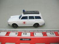 AB713-0,5# Wiking H0/1:87 VW Variant 1500 Krankenwagen DRK; GK no 74/3