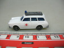 ab713-0,5 # WIKING H0/1:87 VW VARIANTE 1500 ambulanza DRK ; GK NO 74/3