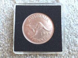 1948 Australian Penny