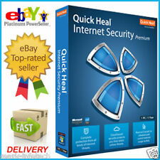 Quick Heal Internet Security 10 User 3 Year 10 PC 3 Yr windows 10 support