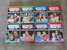 Space 1999 Sets 1-8 DVDs Martin Landau and Barbara Bain