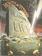 Monty Python's The Meaning of Life by Graham Chapman and John Cleese