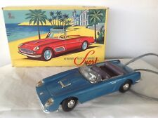 MONT-BLANC 611: FERRARI 250 GT CABRIOLET EN PLASTIQUE ET TOLE années 1960 BOITE