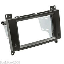 CT23MB28 MERCEDES VITO W447 2014 ONWARDS DOUBLE DIN FACIA ADAPTER PANEL