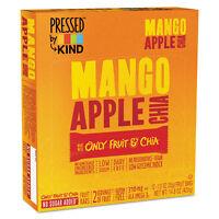 Pressed by KIND Bars, Mango Apple Chia, 1.2 oz Bar, 12/Box 24063