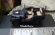 Oxford Military 1/76 Willys MB Jeep - British Royal Navy 76WMB001
