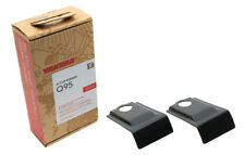 Yakima Q95 Q Tower Clips w/ A Pads & Vinyl Pads #00695 2 clips Q 95 NEW in box