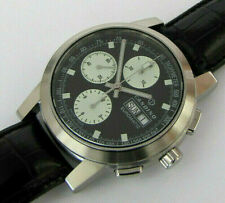 CANDINO AUTOMATIC CHRONOGRAPH ETA 7750, DAY DATE. NOS, SWISS MADE