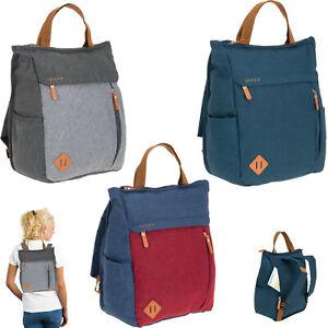 Rucksack Damen Spear Vintage Hygge Damenrucksack A4 Handtasche Tasche 12788 Wahl