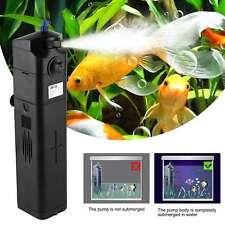 Aquarium JUP UV Sterilisator 9w UVC Licht einstellbarer 8w Filterpumpe