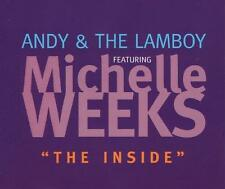 Andy & the Lamboy feat Michelle Weeks - The Inside (4 trk CD)