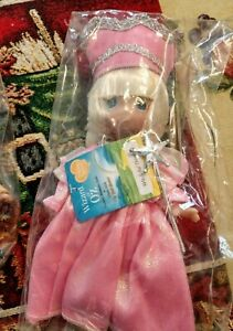 Adorable Wizard of Oz Good Witch Precious Moments Doll New !