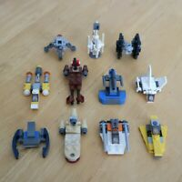 LEGO - Star Wars - Bundle of 11 Mini Models (From LEGO Advent Calendar 75056)