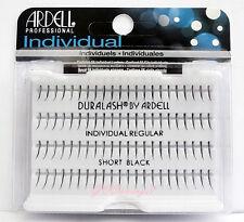 Ardell Duralash REGULAR SHORT Individual SINGLE Fake Lashes Eyelashes Black