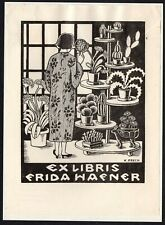39)Nr.156-EXLIBRIS- Karl Frech